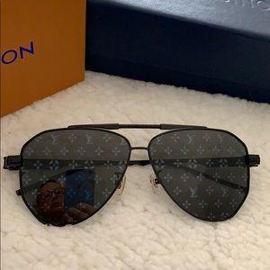 LV monogram lenses sunglasses